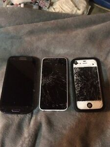 3 cheap phones for sale