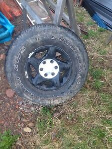 2000 Toyota Tundra rims for sale