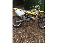 Motorbike off road/green lane/on road 200 cc