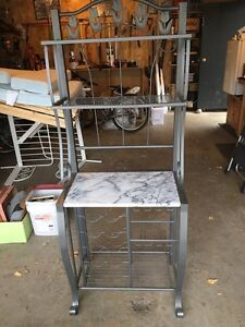 Reduced Bakers Rack