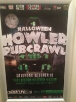 Halloween Howler PubCrawl Ticket Route 1
