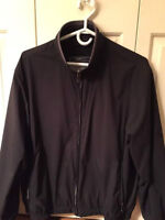 Like new Zegna sport jacket Medium windbreaker water repellant