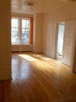 Chambre à foyer à louer dans le Mile-End