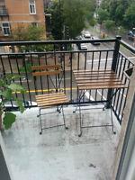 Table de jardin - IKEA TÄRNÖ