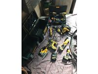 Dewalt 18v Tool Kit Set