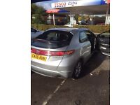 Honda se ivtec 1.8. Two owners from new