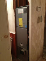 forced air gas furnace