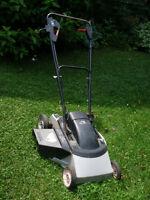 Tondeuse electrique / Lawnmower