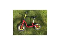 Puky Balance Bike - first bike