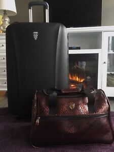 MiHK Suitcase,Heys Duffle Bag,Rug,Table Lamp