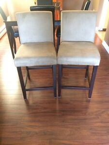 Matching Counter Height Stools
