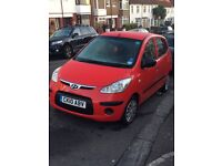 Hyundai i10-32000 miles, 2010 plate , 1 lady owner from new - available from mid January