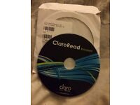 ClaroRead software