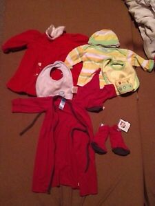 Mostly girl clothes! Ranging from NB TO 9 Months  London Ontario image 1