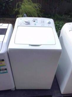 great working simpson 6 kg top washing machine , can delivery at