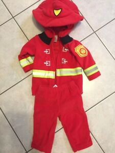 Carters firefighter costume 3-6 months