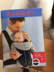 Baby Bjorn Carrier- Model Active