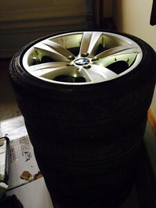 "19"" BMW 335i Sport Wheels and Tires Regina Regina Area image 2"