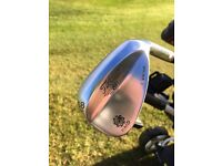 Titleist SM5 Vokey wedge 58 used for one round