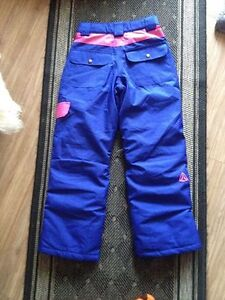 Girls Firefly snow pants (youth med)