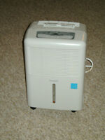 Forest Air portable dehumidifier