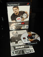 PLAYSTATION 2-RUGBY 2008