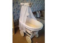 Moses basket crib