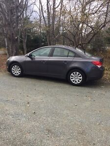 For Sale 2011 Chevrolet Cruze LT Turbo w/1SA Sedan