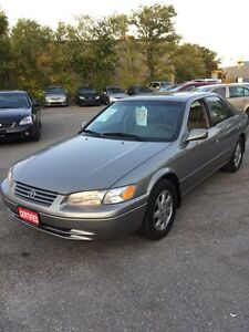 1999 TOYOTA CAMRY•ONE OWNER•EXCELLENT CONDITION•