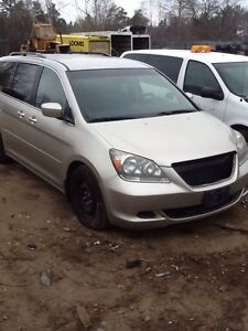 2004 Honda Odyssey all parts available