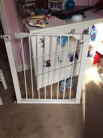 Children's stair guard