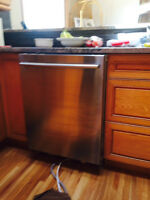 LG 5 cycle Stainless Dishwasher