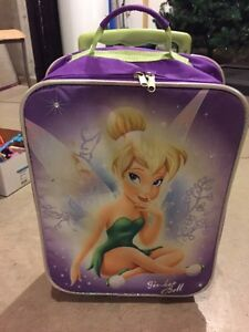 Tinker bell suitcase