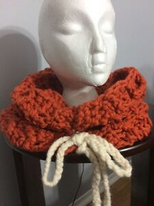 Various crocheted hats, scarves, headbands, cowls Kitchener / Waterloo Kitchener Area image 10