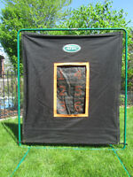 Pitcher Practice Screen with Stand (ATech)