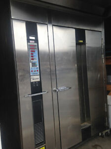 Baxter double rack oven ( gas) Perfect condition!