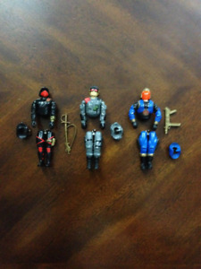 G.I. Joe - Figures (Missing Bands)