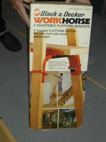 BLACK & DECKER WORKHORSE