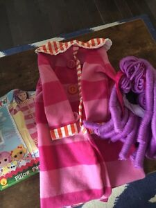 LaLaLoopsy Pillow FeatherBed Costume