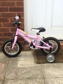 """Ridgeback Minny 12"""" girls bike"""