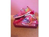 Ladies Brand new Memory Foam Trainers size 5. Brentwood Essex