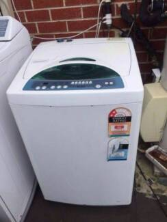 good working 7 kg TEMPO top washing machine , can delivery at ext