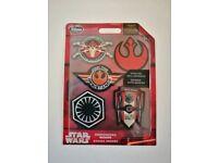 Disney Star Wars embroidered badges