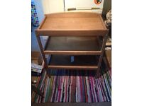 Kiddicare baby changing unit storage max 12 months £20