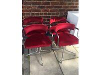 1970's retro swivel chairs £20 each