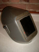 VINTAGE WELDING MASK SHIELD HELMET