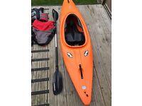 Dagger sea/river kayak