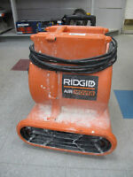 Ridgid 1625 CFM 3 Speed Air Mover