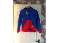 Girl guides hooded jacket size 30""
