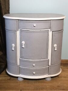 Character Side Table or Night Stand